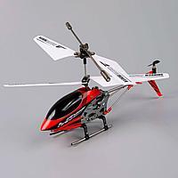 SKYTECH: Радиоуправляемый вертолёт в защите М5 красный 1227230
