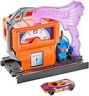 Игровой набор Hot Wheels City. Игровой набор Заправочная станция 1197023