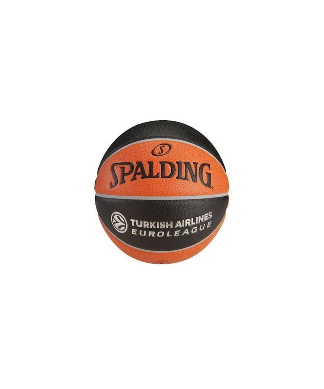 Мяч баскетбольный TF-1000 Euroleague, №7 Spalding