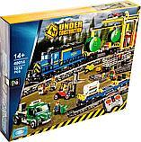Конструктор Аналог Лего Lego 60052 Lepin 02008 King 82008 Грузовой поезд, фото 5