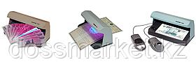 Детектор банкнот PRO-12 LPM, просмотровый, УФ, белый проходящий свет, магнитный, геометрич. датчик.