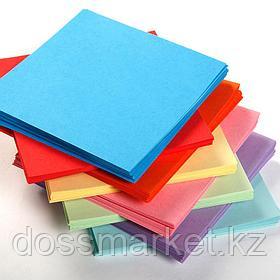 Цветная бумага, А4, 10 цв., 10 лист., для оригами, STRAWBERRY