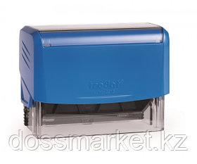 Штемпель Printy, 70*25мм, синий