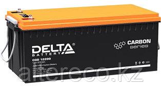 Карбоновый аккумулятор Delta CGD 12200 (12В, 200Ач)