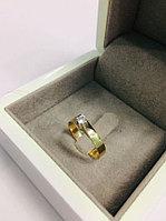 Кольцо / красное золото - 18,5 размер