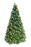 Комнатная елка Барокко световая премиум класса  2.4