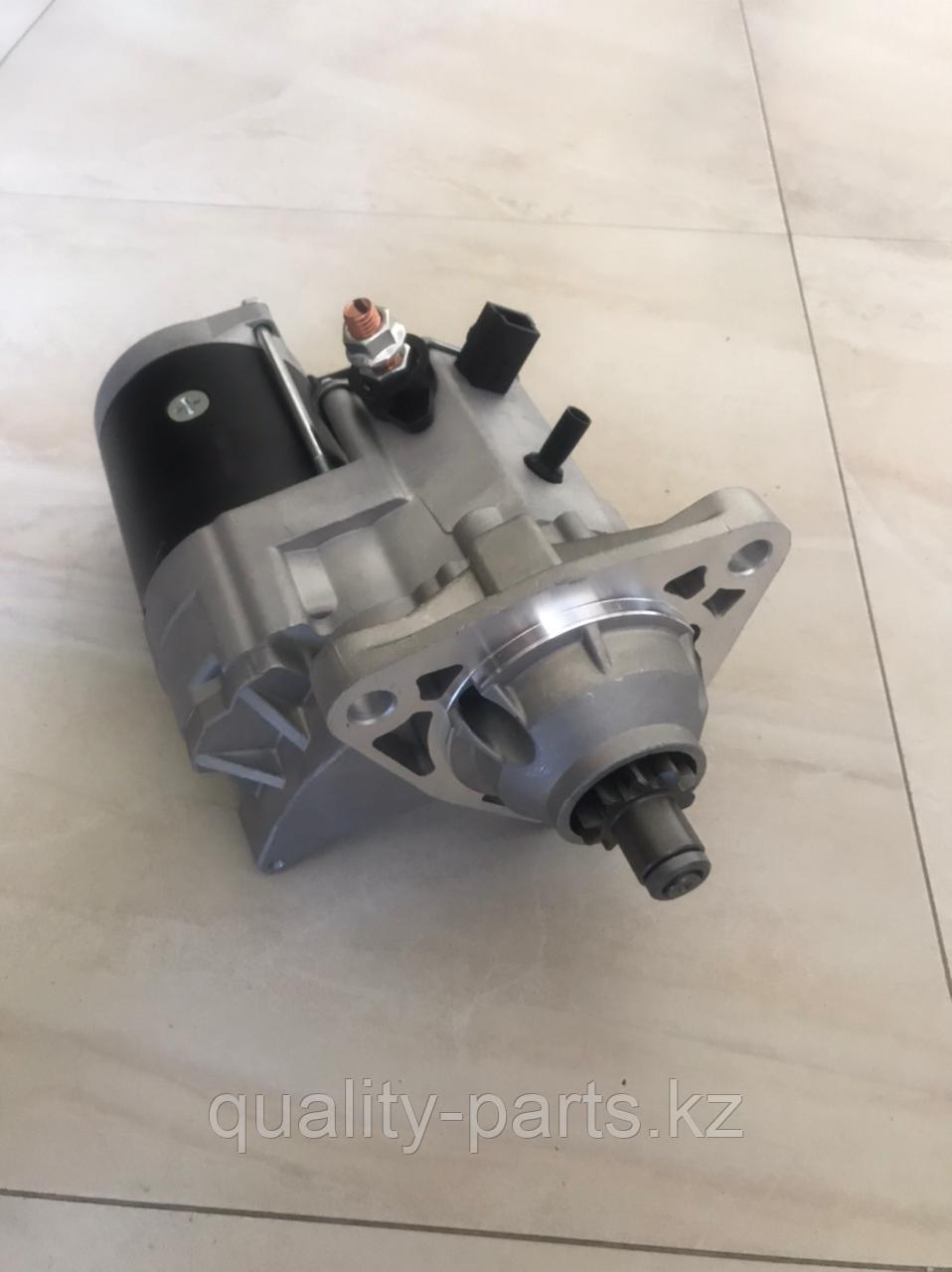 Стартер для экскаватора Hyundai R-210LC.