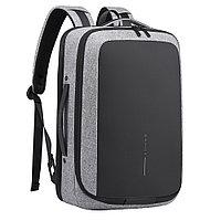 Рюкзак BANGE BG-K81, серо-черный