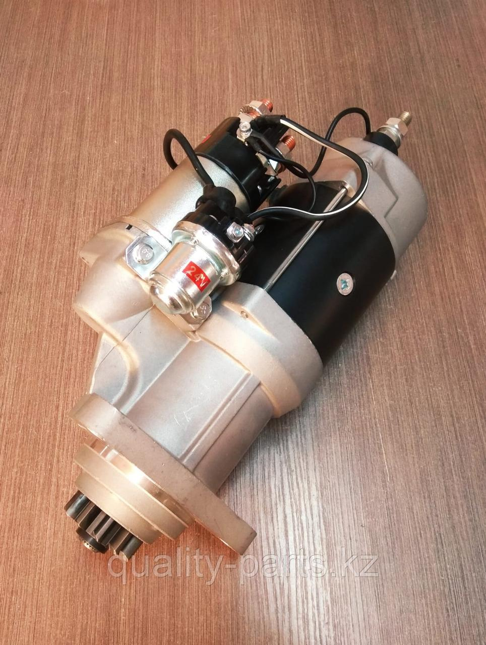 Стартер на гусеничный экскаватор Hyundai R210LC-7.