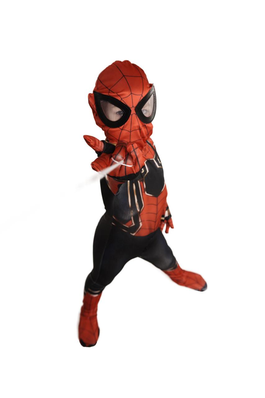 Костюм Человек паук 4, M (110-120)