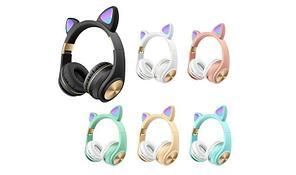 Беспроводные наушники Wireless Cat