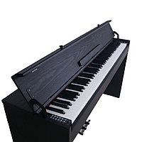 Цифровое молоточковое пианино 88010 чёрное