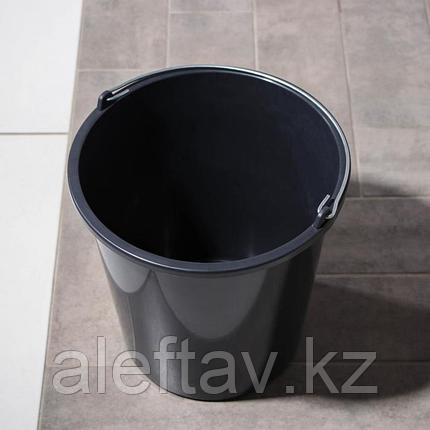 Ведро пластиковое высокопрочное 20л, фото 2