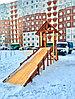 Зимняя горка Савушка Зима 5, фото 8