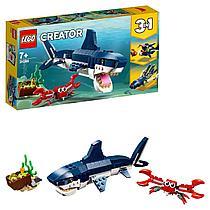 LEGO: Обитатели морских глубин Creator 31088