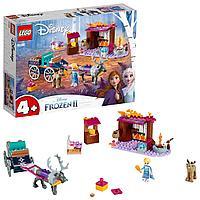 LEGO: Дорожные приключения Эльзы Disney Princess 41166, фото 1