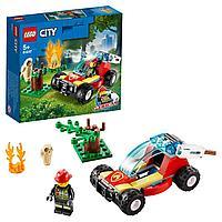 LEGO: Лесные пожарные CITY 60247, фото 1
