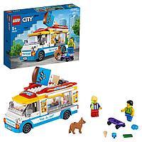 LEGO: Грузовик мороженщика CITY 60253, фото 1