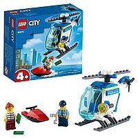 LEGO: Полицейский вертолёт CITY 60275, фото 1