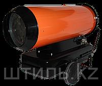 Дизельная тепловая пушка 105 кВт ДН-105П прямого нагрева, фото 4