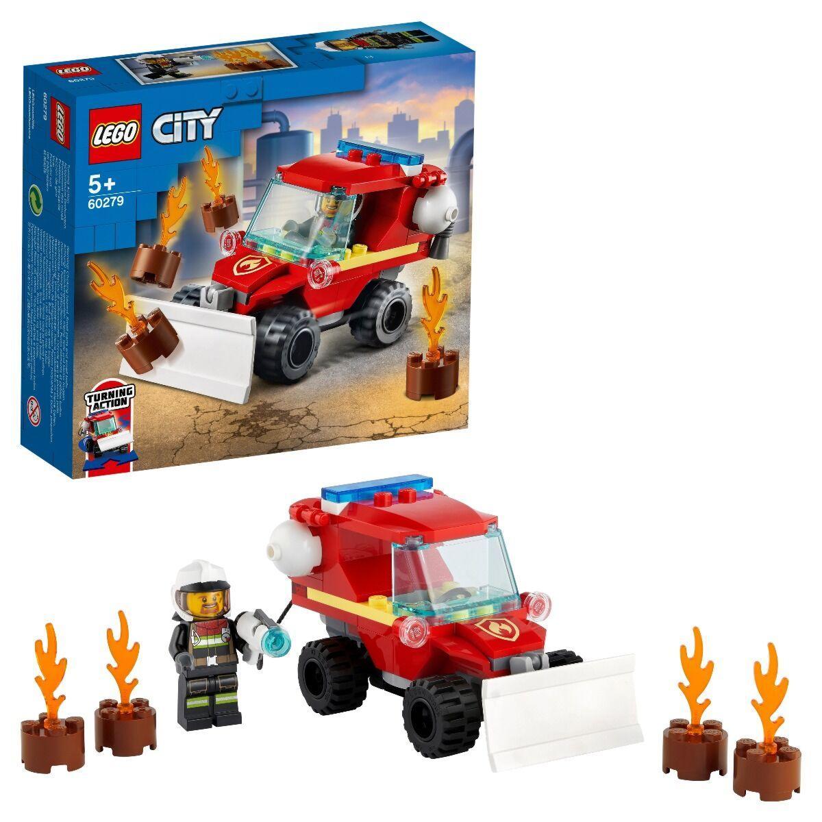 LEGO: Пожарный автомобиль CITY 60279