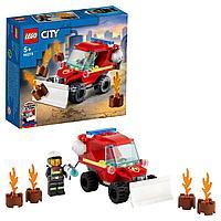 LEGO: Пожарный автомобиль CITY 60279, фото 1