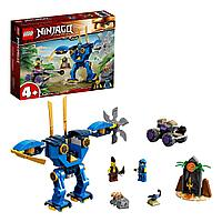 LEGO: Электрический робот Джея Ninjago 71740, фото 1
