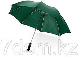 Зонт трость Winner механический 30, темно-зеленый