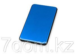 Портативное зарядное устройство Shell, 5000 mAh, синий