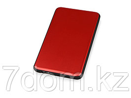 Портативное зарядное устройство Shell, 5000 mAh, красный