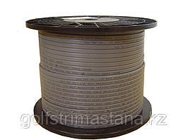 SRL 16-2CR, Саморегулирующийся нагревательный, греющий кабель (в оплетке), 16 Вт.