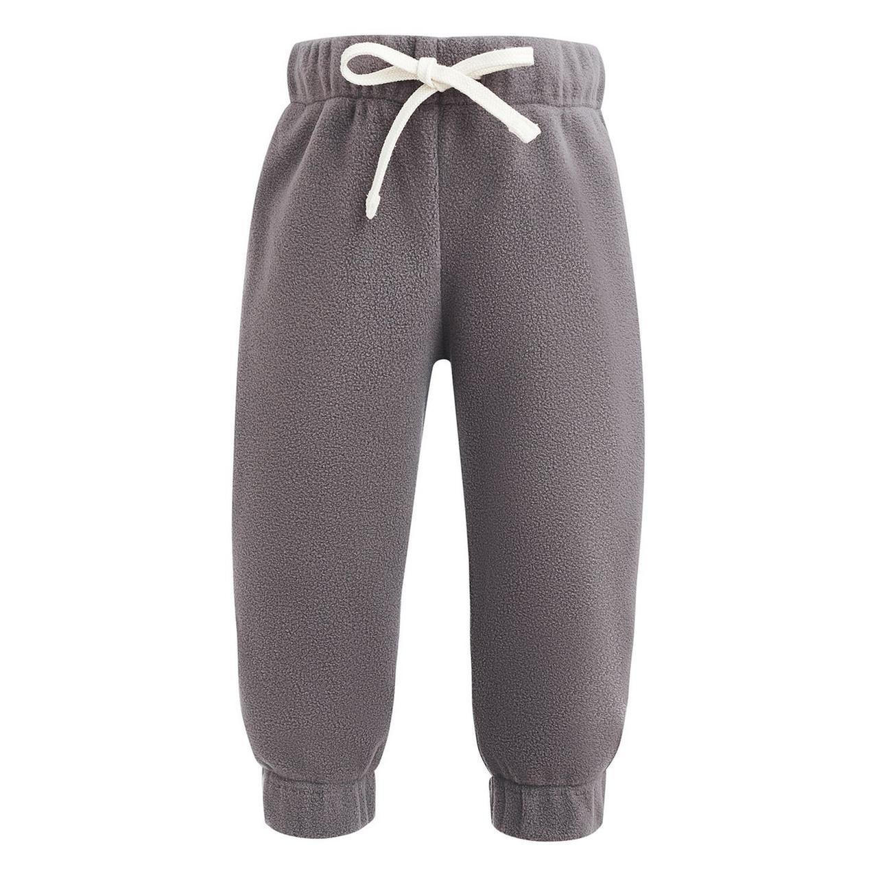 Детские брюки флисовые Bambinizon