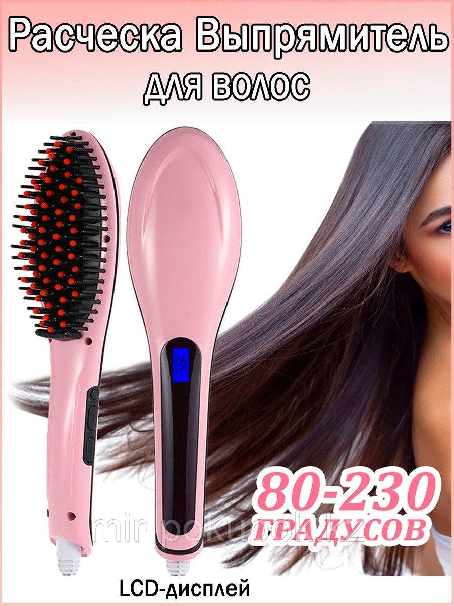 Расческа выпрямитель волос