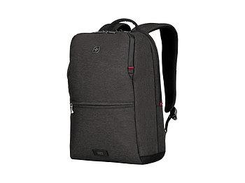 Рюкзак WENGER MX Reload 14, серый, 100% полиэстер, 28х18х42 см, 17 л