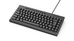 Клавиатура проводная Ritmix RKB-104 черный