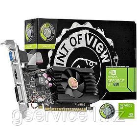 Видеокарта GeForce 1Gb GT 630 810Mhz PCI-E 2.0 1024Mb 1066Mhz 128 bit DVI HDMI D-Sub