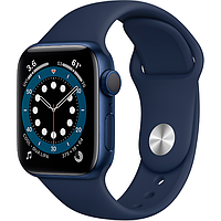 Apple watch 6 series 40mm blue
