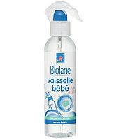 Жидкость для мытья посуды VIASSELLE BEBE 250 мл BIOLANE