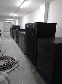 Поставка и ввод в эксплуатацию ИБП для нового перинатального центра в г. Актобе (60кВА х 4 шт. + 80кВА х 4 шт) 3