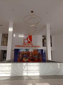 Поставка и ввод в эксплуатацию ИБП для нового перинатального центра в г. Актобе (60кВА х 4 шт. + 80кВА х 4 шт) 4