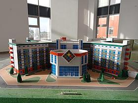 Поставка и ввод в эксплуатацию ИБП для нового перинатального центра в г. Актобе (60кВА х 4 шт. + 80кВА х 4 шт) 6
