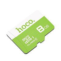 Карта памяти MicroSD 8GB TF HOCO high speed