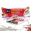 "SOJ Батончик злаковый ""GRANOLA BAR"" йогурт и вишня 40 гр./ Упаковка 20 шт."