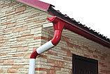 Водосточная система  RUPLAST (Россия) Экслюзивный красный цвет. СКИДКА 40%   Сот./Wats App: +7 701 100 08 59, фото 4