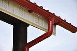 Водосточная система  RUPLAST (Россия) Экслюзивный красный цвет. СКИДКА 40%   Сот./Wats App: +7 701 100 08 59, фото 5