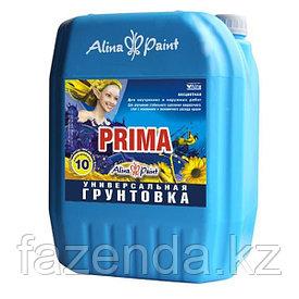 Грунтовка Алина Пайнт Праймер  5 кг