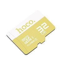 Карта памяти MicroSD 32GB TF HOCO high speed