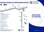 Водосточная система  RUPLAST (Россия) Экслюзивный зелёный  цвет. СКИДКА 40%   Сот./Wats App: +7 701 100 08 59, фото 2