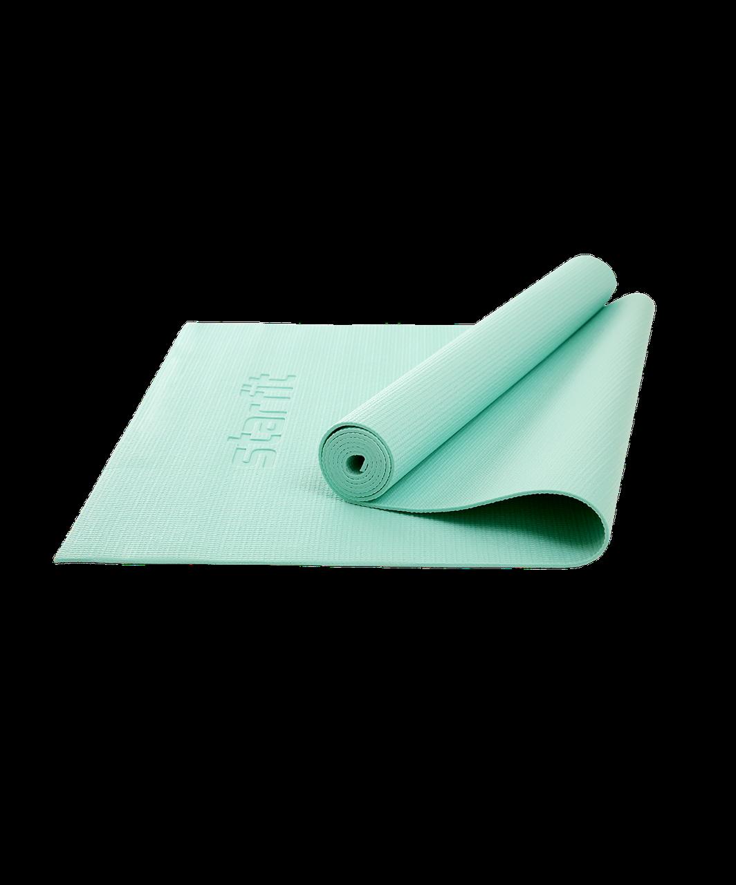 Коврик для йоги и фитнеса FM-101 0.4 мм Starfit