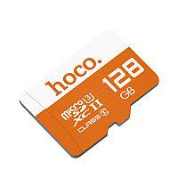 Карта памяти MicroSD 128GB TF HOCO high speed, фото 1